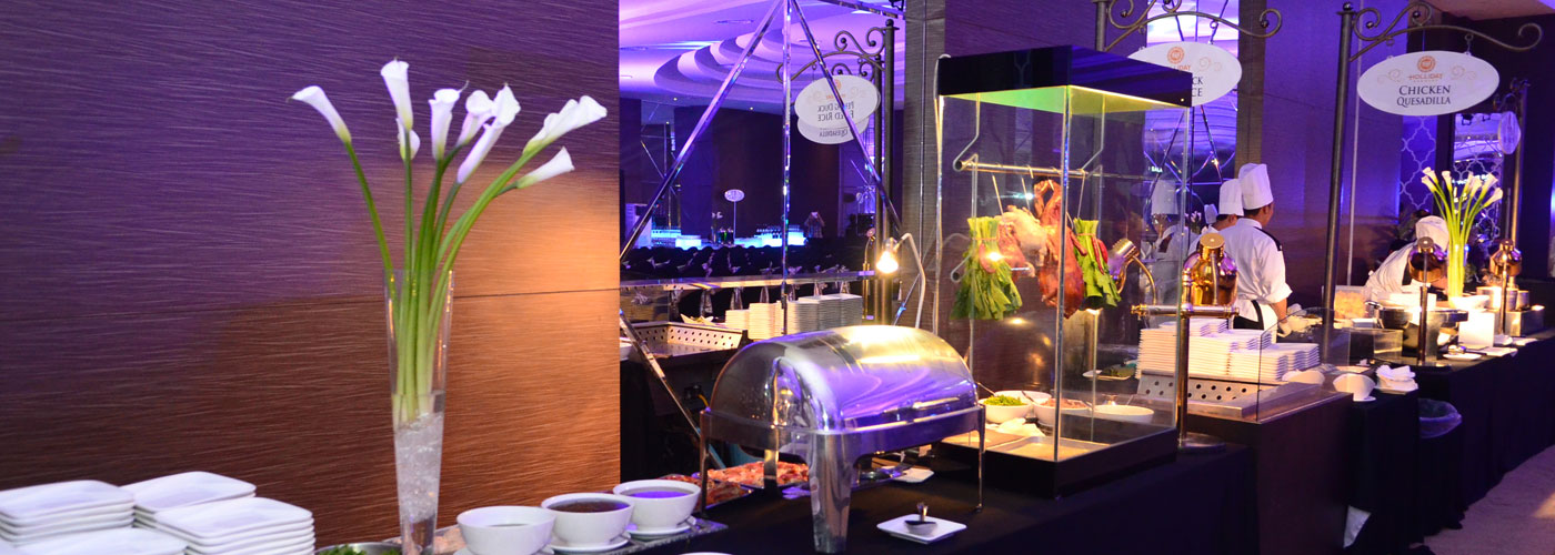 Celebrate In Style with Holliday Catering Co